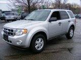 2009 Brilliant Silver Metallic Ford Escape XLT #40352985
