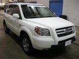 2007 Taffeta White Honda Pilot EX-L 4WD #40353604