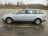 2003 Volkswagen Passat Blue Silver Metallic