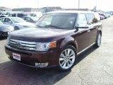 2010 Cinnamon Metallic Ford Flex Limited EcoBoost AWD #40353000