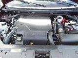 2010 Ford Flex Limited EcoBoost AWD 3.5 Liter GTDI EcoBoost Twin-Turbocharged DOHC 24-Valve VVT V6 Engine