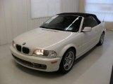 2002 Alpine White BMW 3 Series 330i Convertible #40353638