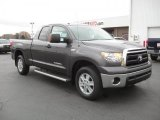 2011 Magnetic Gray Metallic Toyota Tundra SR5 Double Cab 4x4 #40353424