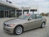2008 Platinum Bronze Metallic BMW 3 Series 335i Sedan #40353430