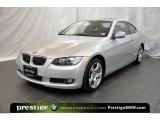 2010 Titanium Silver Metallic BMW 3 Series 328i xDrive Coupe #40353019