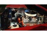 1965 Chevrolet El Camino Engines