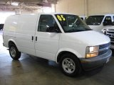 2005 Summit White Chevrolet Astro Cargo Van #40353047
