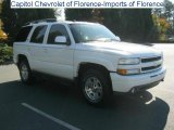2005 Summit White Chevrolet Tahoe LT 4x4 #40353683