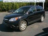 2009 Crystal Black Pearl Honda CR-V EX-L 4WD #40353684
