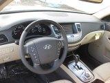 2011 Hyundai Genesis 4.6 Sedan Cashmere Interior