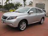 2010 Lexus RX 450h Hybrid Data, Info and Specs