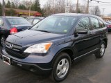 2008 Royal Blue Pearl Honda CR-V LX 4WD #40353731