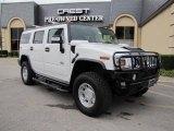 2003 White Hummer H2 SUV #40353512