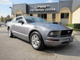 2007 Tungsten Grey Metallic Ford Mustang V6 Premium Coupe #40353517