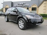 2006 Super Black Nissan Murano S #40353519