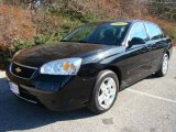 2007 Black Chevrolet Malibu LT Sedan #4030084