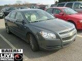 2008 Dark Gray Metallic Chevrolet Malibu LT Sedan #40409940