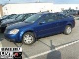 2007 Laser Blue Metallic Chevrolet Cobalt LT Coupe #40409943