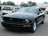 2007 Black Ford Mustang V6 Premium Coupe #40410197