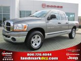 2006 Mineral Gray Metallic Dodge Ram 1500 SLT Quad Cab #40410219