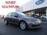 2011 Sterling Grey Metallic Ford Fusion SE #40410220