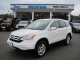 2011 Taffeta White Honda CR-V EX-L #40410486