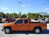 2006 Chevrolet Colorado LT Extended Cab Data, Info and Specs