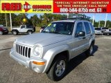 2002 Bright Silver Metallic Jeep Liberty Limited #40410753