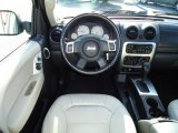 2002 Jeep Liberty Limited Taupe Interior
