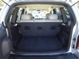 2002 Jeep Liberty Limited Trunk
