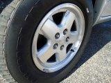 2002 Jeep Liberty Limited Wheel