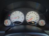 2002 Jeep Liberty Limited Gauges