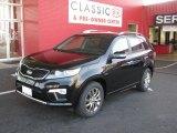 2011 Ebony Black Kia Sorento SX V6 #40410516