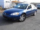 2006 Laser Blue Metallic Chevrolet Impala LT #40410027