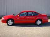 2001 Chevrolet Impala Torch Red