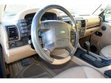 2000 Land Rover Discovery II  Bahama Interior