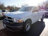2011 Bright White Dodge Ram 1500 ST Regular Cab #40410039