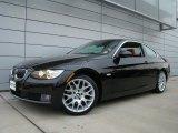 2008 Black Sapphire Metallic BMW 3 Series 328xi Coupe #40410057