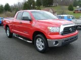 2008 Radiant Red Toyota Tundra SR5 Double Cab 4x4 #40410792