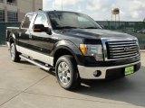 2010 Tuxedo Black Ford F150 XLT SuperCrew #40410294
