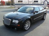 2008 Brilliant Black Crystal Pearl Chrysler 300 C SRT8 #40410801