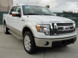 2010 Oxford White Ford F150 King Ranch SuperCrew 4x4 #40410298