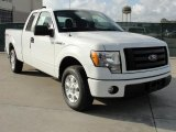 2010 Oxford White Ford F150 STX SuperCab #40410299