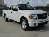 2010 Oxford White Ford F150 STX SuperCab #40410300