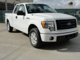 2010 Oxford White Ford F150 STX SuperCab #40410301