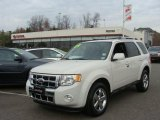 2009 White Suede Ford Escape Limited V6 4WD #40410320