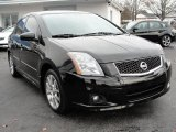 Nissan Sentra 2008 Data, Info and Specs