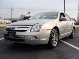 2008 Brilliant Silver Metallic Ford Fusion SE V6 #40410329