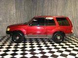 2001 Toreador Red Metallic Ford Explorer Sport #40410334