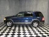 2003 True Blue Metallic Ford Explorer XLT 4x4 #40410337